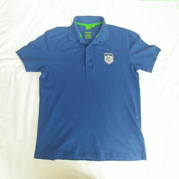 d7f02b483 Hugo Boss Shirts | Tavistock Cup Golf Polo Shirt Euc | Poshmark